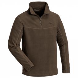 Pinewood Men's Fleece Sweater TIVEDEN (suede brown)