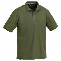 Pinewood Men´s Polo Shirt Ramsey Coolmax (green)