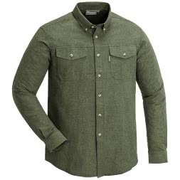 Pinewood Men's Shirt LOUI MELANGE