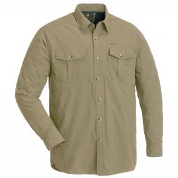 Pinewood Men's Shirt NAMIBIA (midkhaki)