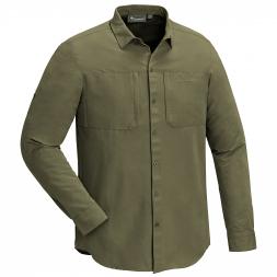 Pinewood Men's Shirt Namibia Travel LS