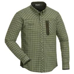 Pinewood Men's Shirt Wolf