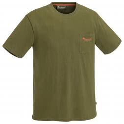 Pinewood Mens T-Shirt Fishing