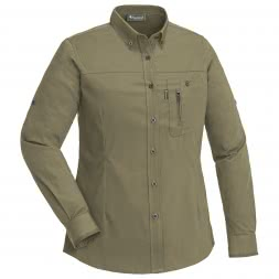 Pinewood Women's blouse Tiveden TC (anti-insect)