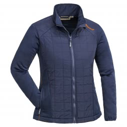 Pinewood Women's Jacket Thelon Padded (blue)