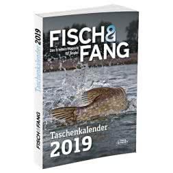 "Pocket Calendar 2019 from ""Fisch & Fang"""
