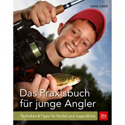Praxisbuch für junge Angler von Hans Eiber