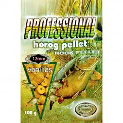 Professional Hook-Pellets Vanilla