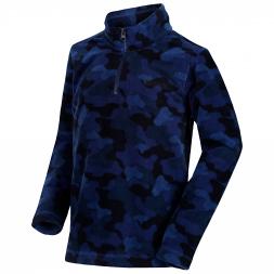 Regatta Kid's Fleece Sweater Camo DLX