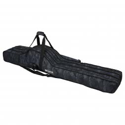 Ron Thompson Carry Bag Camo 3 Rod and Reel