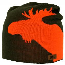 Sätila Unisex Hat ALCES (orange/green)