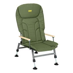 Salmo Carp Chair with armrests