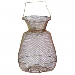 Salmo Wire Keep net Round