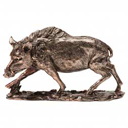 Sculpture Rough Boar