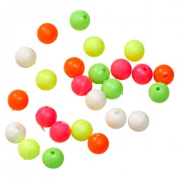 Seapoint Colorful curling beads