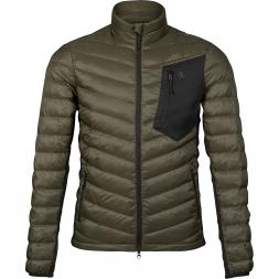 Seeland Men's Quilted Jacket CLIMATE (olive)
