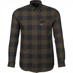 Seeland Men's Shirt Highseat (brown)