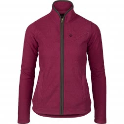 Seeland Women's Fleece Jacket WOODCOCK (red)