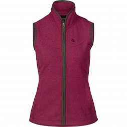 Seeland Women's Fleece Vest WOODCOCK (red)