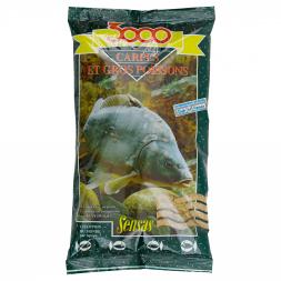 Sensas Coarse Fish Feed Carpe (carp)