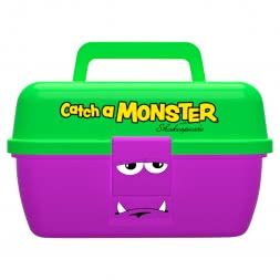 Shakespeare Multipurpose Catch a Monster Play Box (Purple)