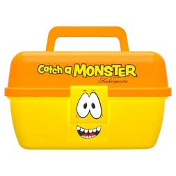 Shakespeare Multipurpose Catch a Monster Play Box (Yellow)