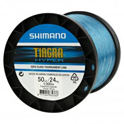 Shimano Fishing Line Tiagra Hyper (clear blue, 1.000 m)