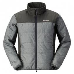 Shimano Mens Jacket Light Insulation (Charcoal)