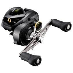 Shimano multiplier reel Curado 301