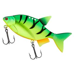 Shirasu Hardbait V-Striker (Fire Shark)