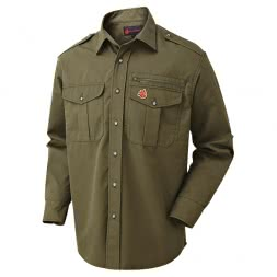 Shooterking Men's Longsleeve Shirt Free Move