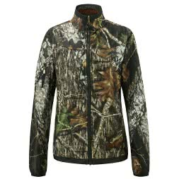 Shooterking Women Jacket, Mossy Oak Camo