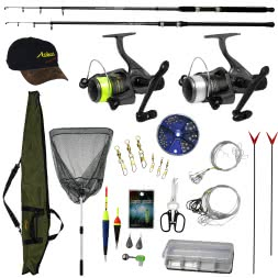 Silverman Fishing Combo
