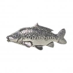 Small pewter pins (mirror carp)