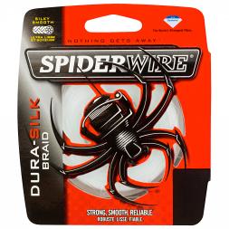 Spiderwire Fishing Line Dura Silk (White)