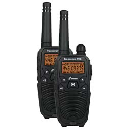 Stabo Walkie Talkie Set Freecomm 700