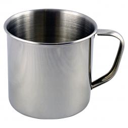 Stainless steel mug 0,3 litre