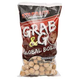 Starbaits Boilies G&G Global (Squid & Octopus)