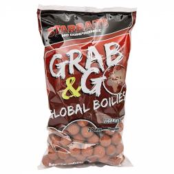 Starbaits Boilies G&G Global (Tigernut)