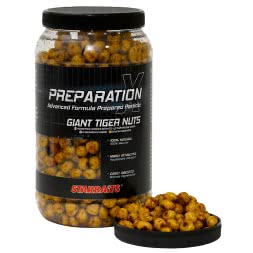 Starbaits Partikel Preparation (Giant Tiger)