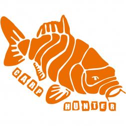 Sticker (Carp Hunter)