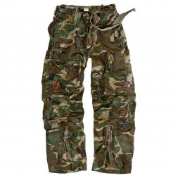 Surplus Men's Infantry Cargo Trousers