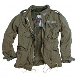 Surplus Men's Outdoor Jacket M65 Regiment (olive)