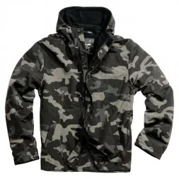 Surplus Men's Windbreaker Zipper (camouflage)