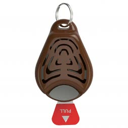 Tickless Ultrasonic Tick-repellent PET (brown)