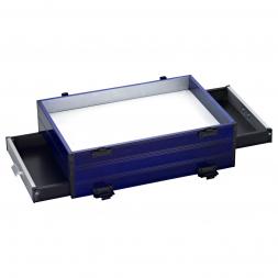 Trendex 2 drawer (right + left)