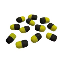 Trendex Artificials Pop-Ups Pellets (Yellow/Black)
