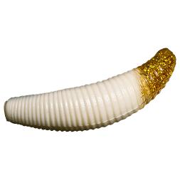 Trout Jara Soft Plastic Bait Bruchi (217, Garlic, Bubblegum)