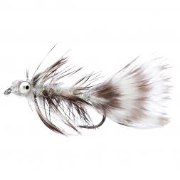 Unique Flies Seatrout Flies 3 (Grå Frede)