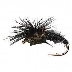 Unique Flies Seatrout Nymphs & Dry Flies (Klinkhammer)